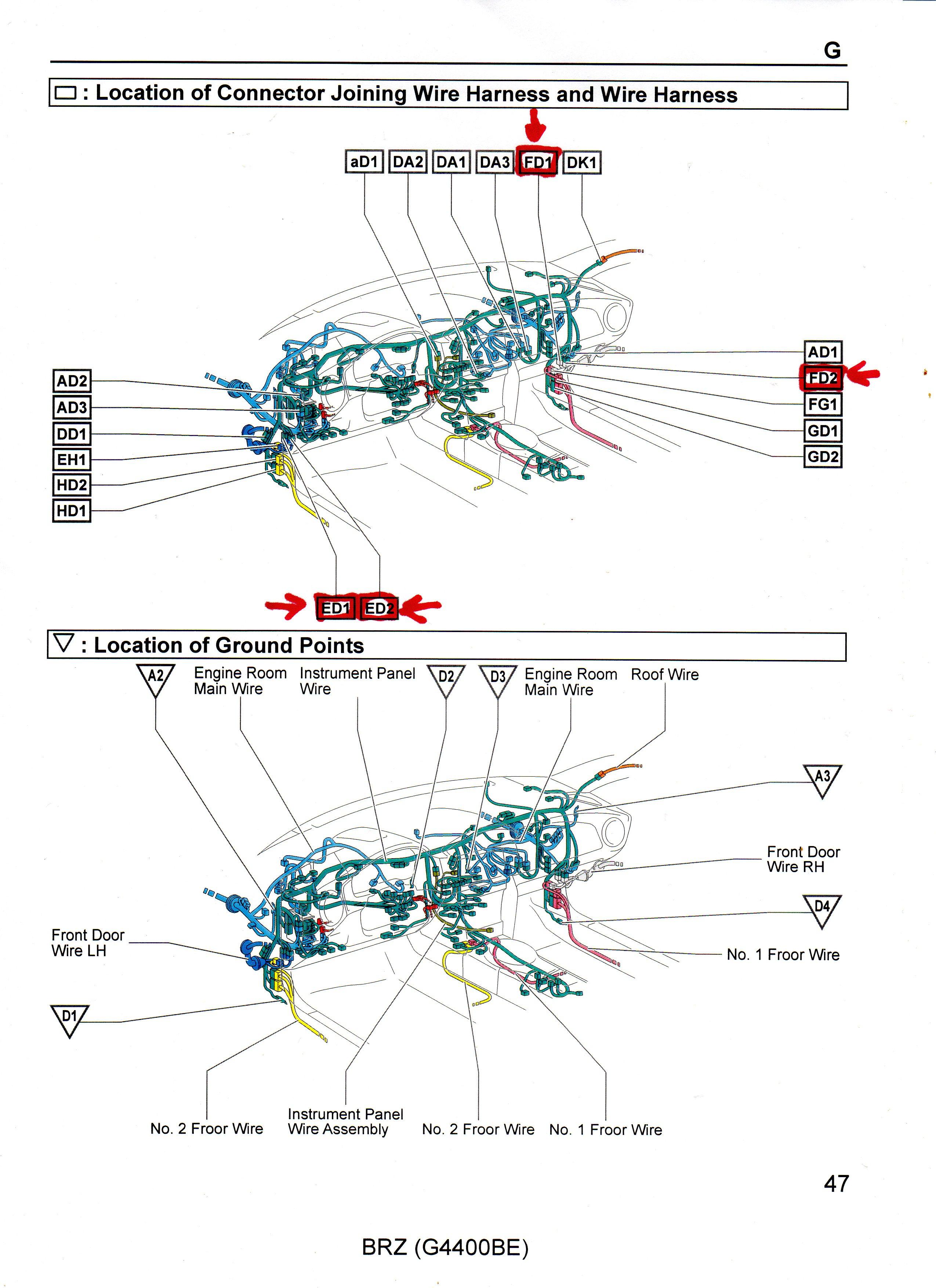 How to... beleuchtete Einstiegsleisten - How To´s - gt86drivers.de ...
